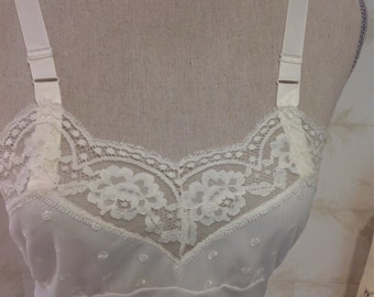 Dutchmaid Vintage White Slip