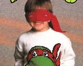 Knitting Pattern For Ninja Turtles Jumper : Vintage eye chart - Zeppy.io