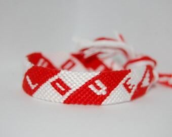 Love Friendship Bracelet