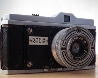 Vintage Bilora Radix 35mm film camera