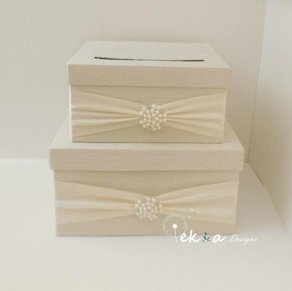Wedding Mailbox Gift Holder : card box holder / wedding money box / wedding card box / wedding gift ...