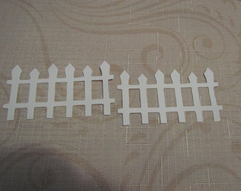 fence die cuts