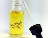 PREORDER SweetBaby Oil Refill/Dropper- 1oz glass dropper bottle