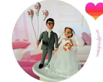 addams family wedding cake topper fishing cake topper wedding cake topper fisherman by 10540
