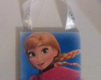 Frozen Ornament - Anna