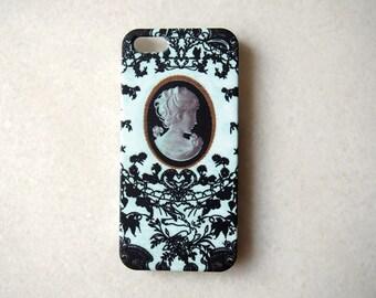 Cameo iPhone 6 Case, iPhone 6s, iPhone 6 Plus, 6s Plus, iPhone 5, iPhone 5s, iPhone 4/4s Case, Phone Cover