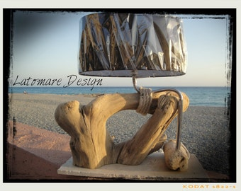 Design Driftwood Lamp