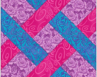 Celtic Knot Chain Paper Piece Templates Quilting Block Pattern