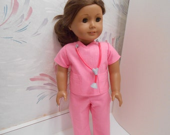 CNA Outfit w/Stethoscope