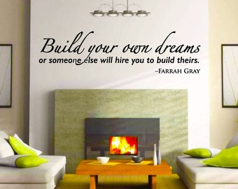 Build a dream on etsy for Hire someone to decorate my house