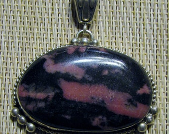 Rodenite Pendant