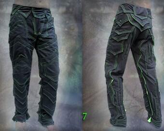 Shack Pants ~ apocalyptic Knight