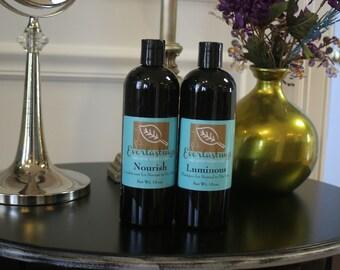 Organic Shampoo normal/dry hair 16oz
