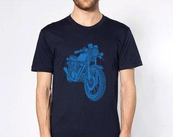 KillerBeeMoto: Limited Release Japanese Cafe Racer Short & Long Sleeve Motorcycle Shirt