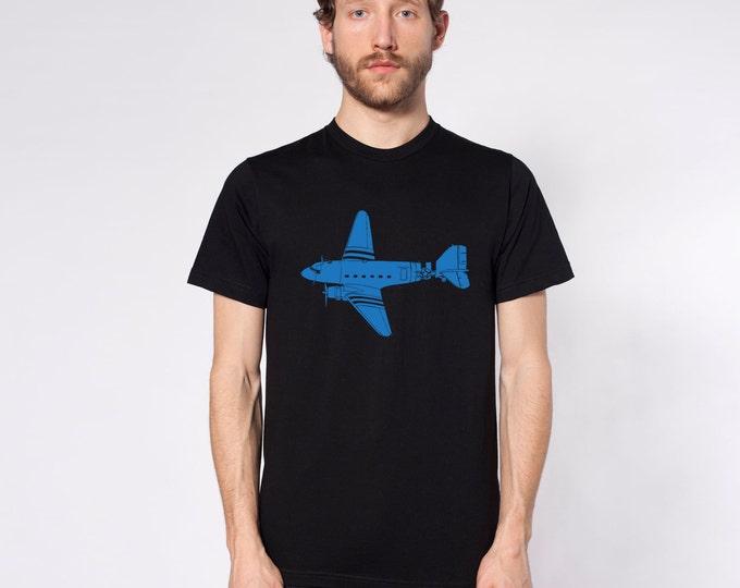 KillerBeeMoto: Douglas C-47 Skytrain Airplane Short & Long Sleeve Shirt