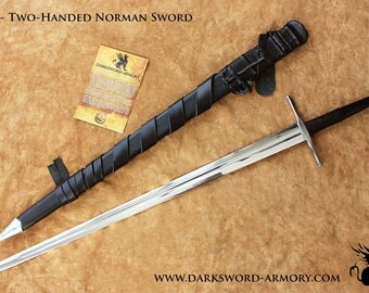 The Two handed Norman Sword (#1336)