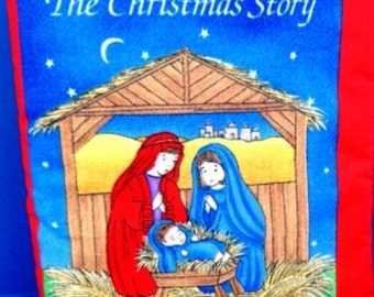 The Christmas Story Children's Cloth Book
