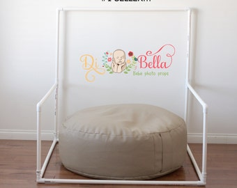 Newborn Photography Backdrop Stand