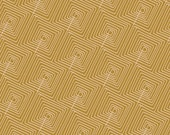 Athena by Angela Walters for Art Gallery Fabrics - Greek Temple Golden - Yardage (1/4 Yard Minimum)