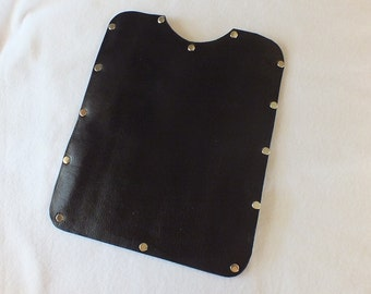 OOPS! DISCOUNTED. Leather iPad case, Samsung Galaxy 10 case, leather tablet case