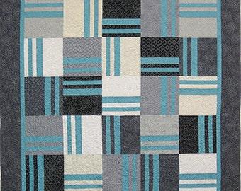 Pattern - Slats Quilt Pattern - Mountainpeek Creations (#416)