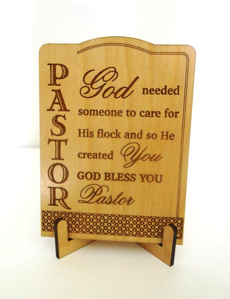 Pastor Appreciation Poems Pastor Appreciation Gift