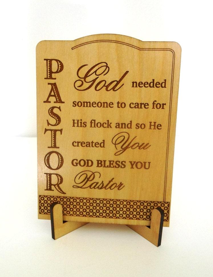 Pastor Appreciation Pastor Appreciation Gift
