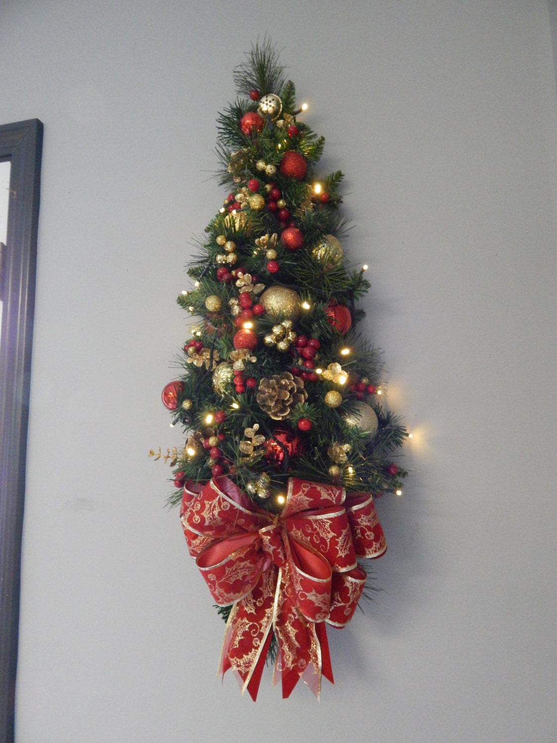 Buy Pre Lit Christmas Tree