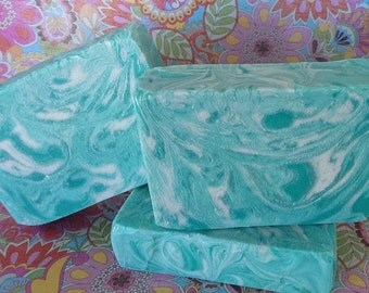 Luck O The Irish Four Butter Artisan Cold Process Soap