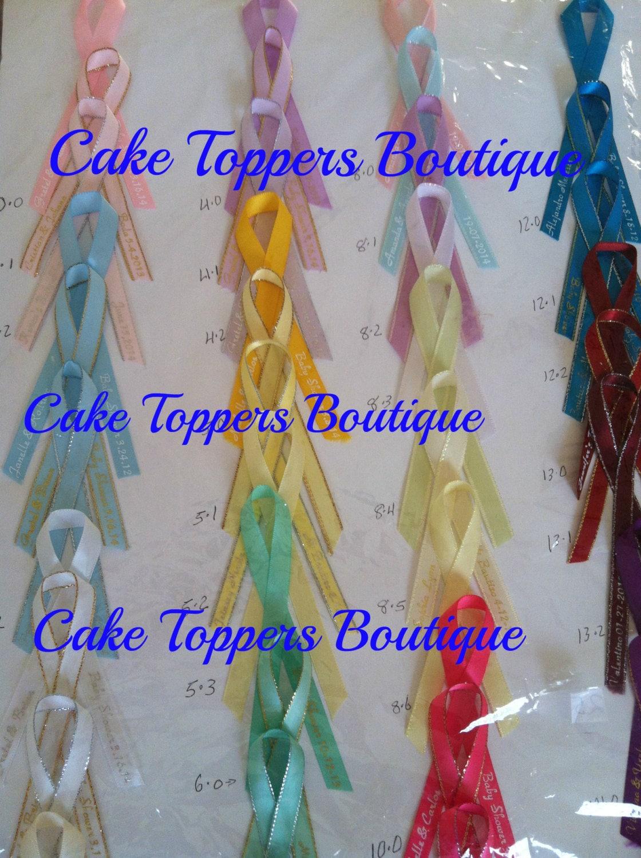 custom ribbon 100 personalized ribbon baby shower printed