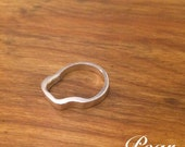 """Sterling Silver Ring - """"Pear"""""""