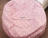 Personalised Large Bean Bag Cover and Liner