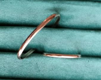Mother Baby Bracelet set copper