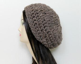CROCHET HAT PATTERN, Crochet Hat, Beanie, Crochet Beanie, Hat Pattern, Crochet Pattern, Beret Hat, Womens Hat, Crochet, Hat, Beret (B55)