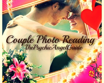 COUPLES PHOTO READING Psychic Video format plus .Jpg