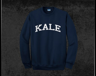 7/11 Kale Unisex J NAVY Sweater Jumper - Pick Your Size S - 3XL!!! **Priority Shipping**