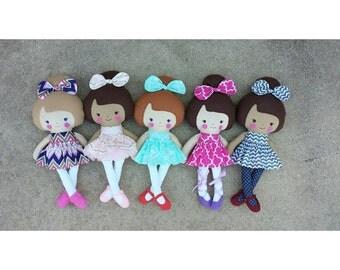 Custom Dress up Doll