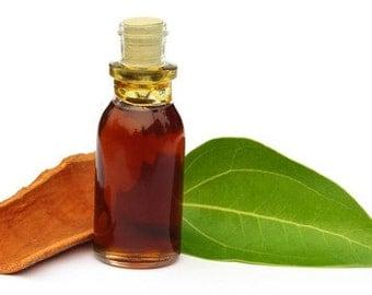 Cinnamon Leaf, Essential Oil, Organic