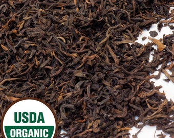 Pu'erh Leaf (Organic)