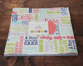 Layer Cake Fabric Etsy