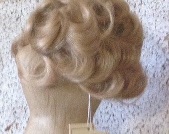 Vintage Unused Blonde Doll Wig