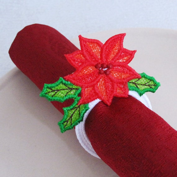 Items similar to fsl christmas napkin rings free