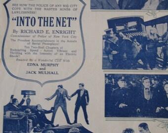 1925 Movie  Flyer