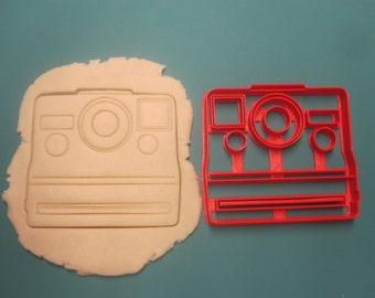 Instant Camera Cookie Cutter/Fondant/Multi-Sizes