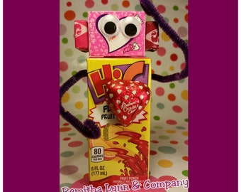 Hi-C V2 Robot Party Favors