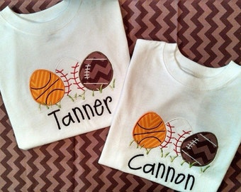 Personalized sports Easter egg bodysuit/shirt/gown