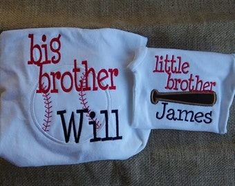baseball sibling set!