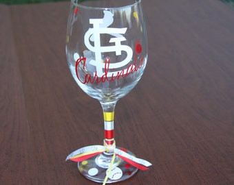 St. Louis Cardinals Glassware
