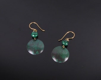 UPCYCLED EARRINGS