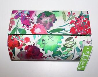 Clutch / handbag AQUARELLE model